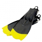 Ploutve F1 - Bat Fin Hollis, yellow