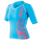 Tričko RASH GUARD BLUE OCEAN LADY Subgear