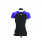 Lycrové tričko Athletic Lady Short Aqualung