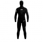 Neopren New Team Titanium 5 mm na freediving Omer