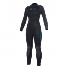 Neopren Sport 5 mm Full Lady Bare, modrá, 10T