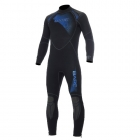 Neopren Sport 5 mm Full Men Bare, modrá, M