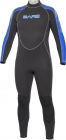 Neopren Velocity Full 7/6 Men Bare