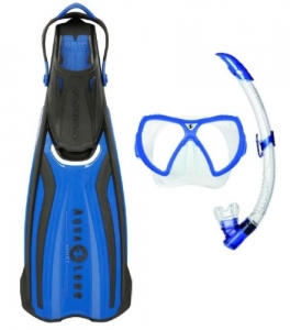 Set Amika travel Aqualung