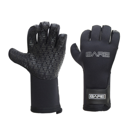 Neoprenové rukavice Velocity Glove 5 mm Bare, M